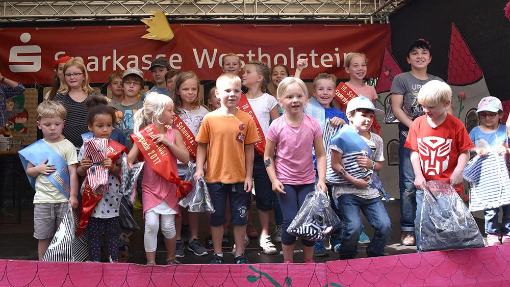 Kinderolympiade: Sieger 2017