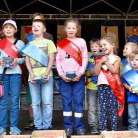 Kinderloympiade 2018 – die SiegerInnen stehen fest