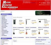 Musik-Center Schenefeld Screenshot