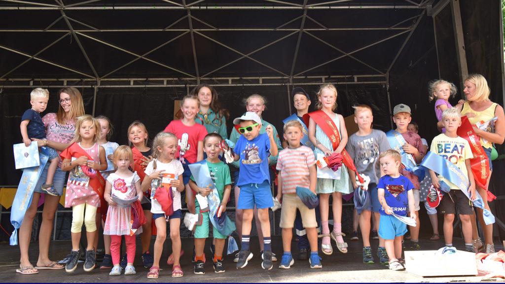 Sieger der Kinderolympiade 2019 Schenefeld i.H. Foto: Susanne Golnick