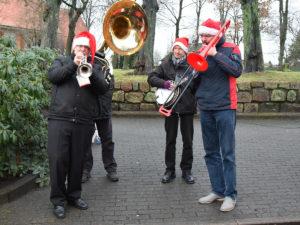 Weihnachtsmarkt2017-constabel-jazz Foto: Susanne Golnick
