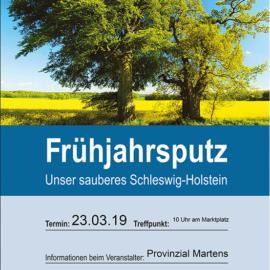 Frühjahrsputz 2019