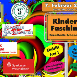 Kinderfasching am 07.02.2018