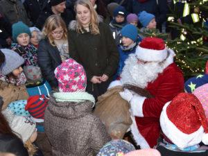weihnachtsmarkt2017-weihnachtsmann Foto: Susanne Golnick